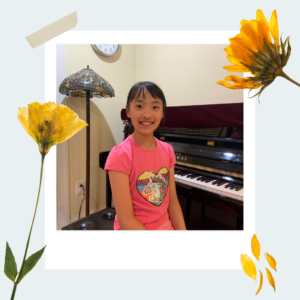 June 2021 – Student of the Month
